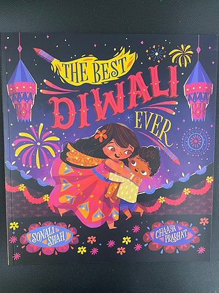 The Best Diwali Ever by Sonali Shah