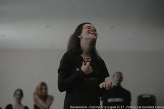 Gabriela se sente atriz