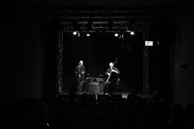 DUO CONTINUUM-JEAN MARC LARCHER & YVES ROUSSEAU