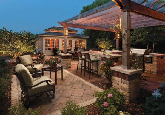 OutdoorLiving Kitchen