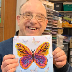 David's butterfly.