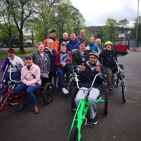 The Cycle Gang.