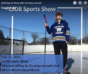 Christian Aumell-CJOB Sports