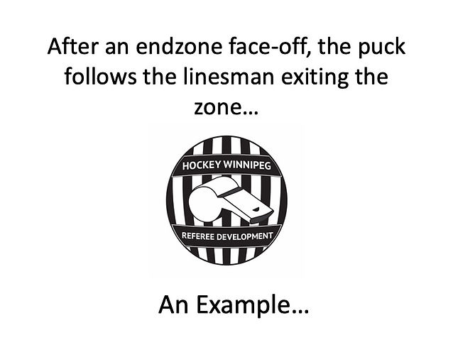 Situational Officiating Examples for Hov