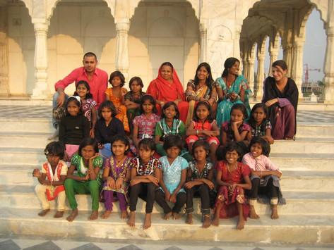 La Deedi's School : une école pour fille dans le Bihar