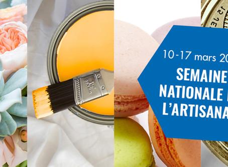 Semaine Nationale de l'Artisanat