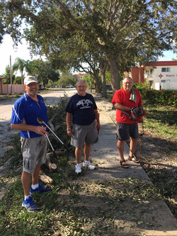 Irma cleanup