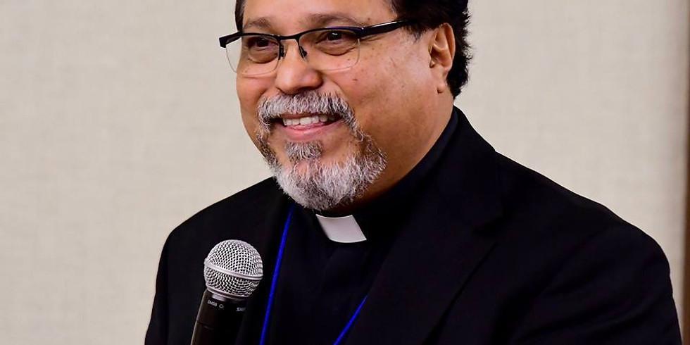 Bishop Suarez at Emmanuel