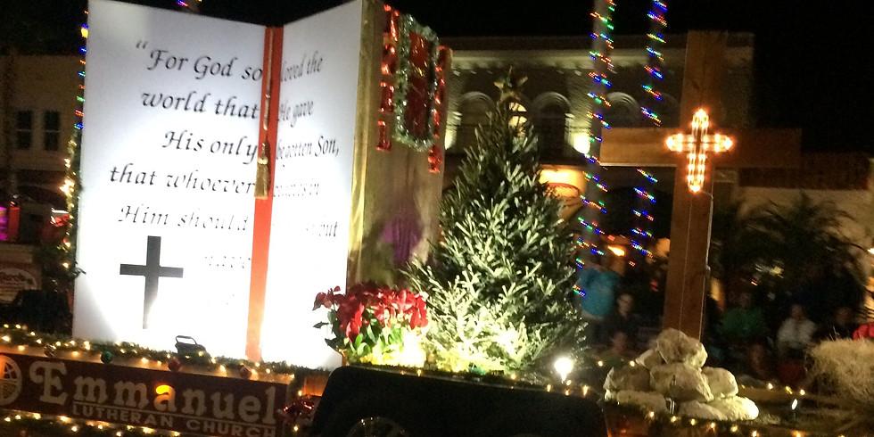 The Venice Christmas Parade