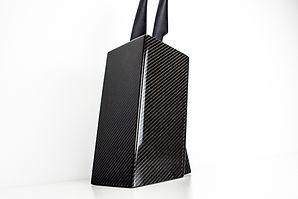 Carbon Messerblock Messerbrett Messerhalter Designer Küchenmöbel Carbon