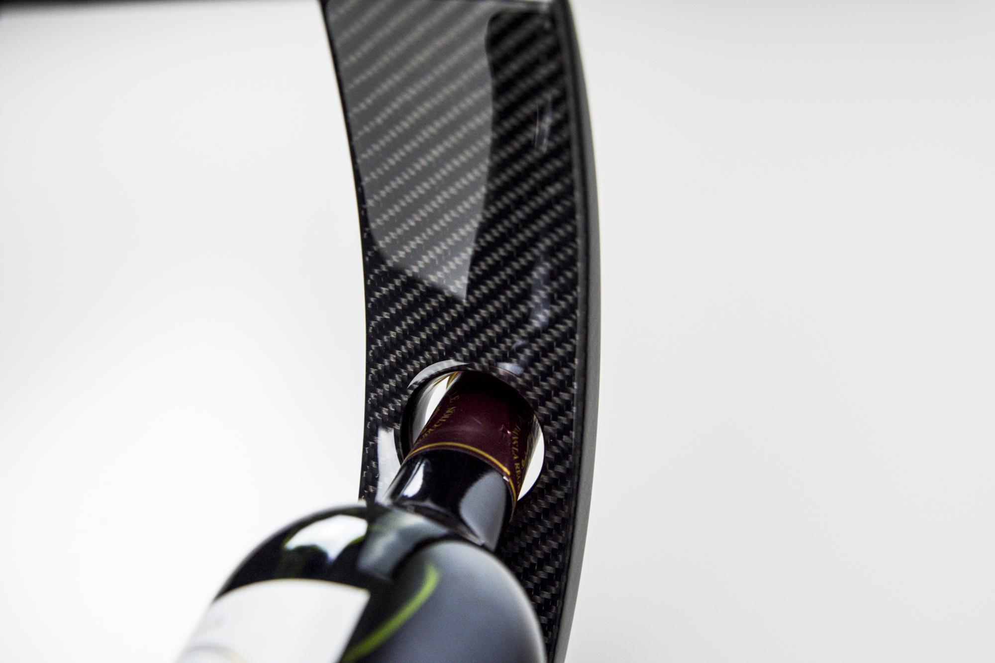 Carbon schwebender Flachenhalter