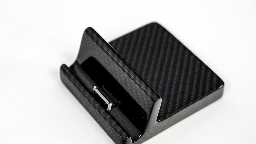 Carbon iPad 2 3 Dock Dockingstation Ladestation