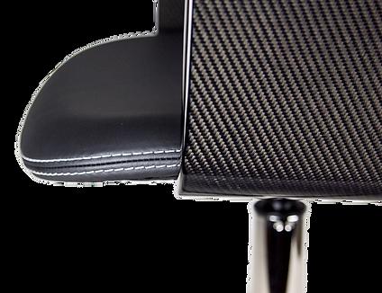 Carbon Stuhl Drehstuhl Bürostuhl Designmöbel Luxus Carbon