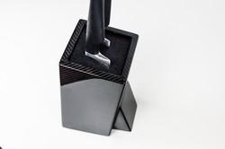 Universal Messerblock Carbon