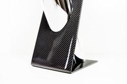 Carbon WC-Garnitur
