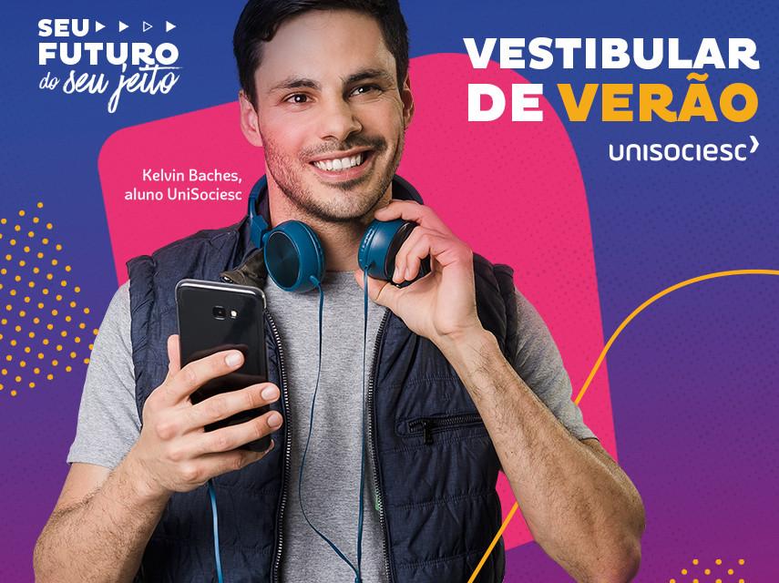 Campanha Vestibular Unisociesc