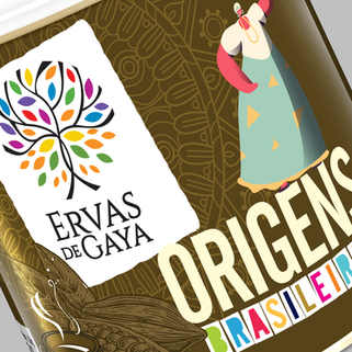 Embalagens Origens Brasileiras