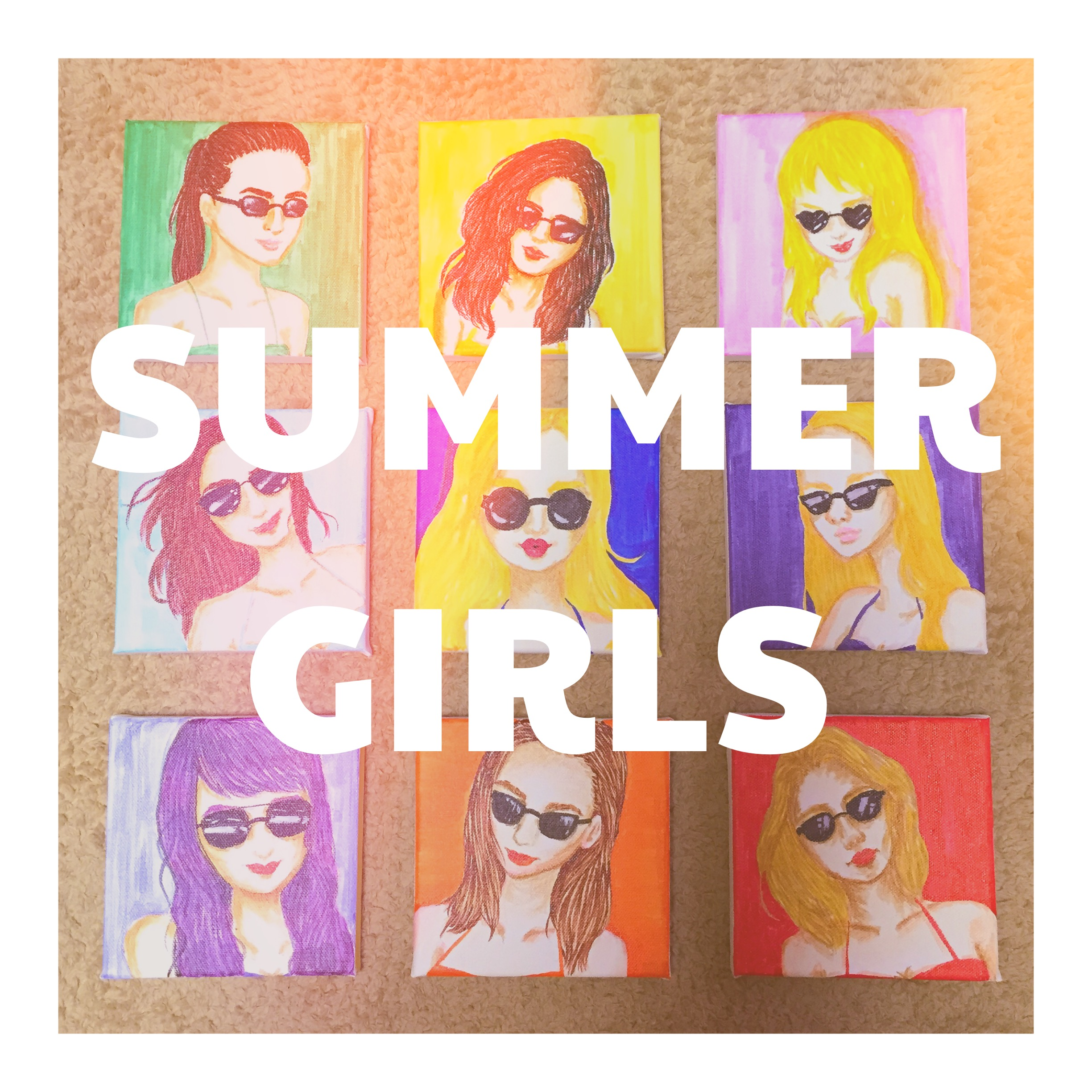 SUMMER GIRLS