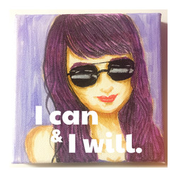 I can&I will.