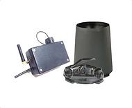 RDC10 logger, Remote Sense Ltd, Raingauge system, precipitation monitor, registrador de lluvias, raingauge, tipping bucket, environmental monitoring, rainfall loggers