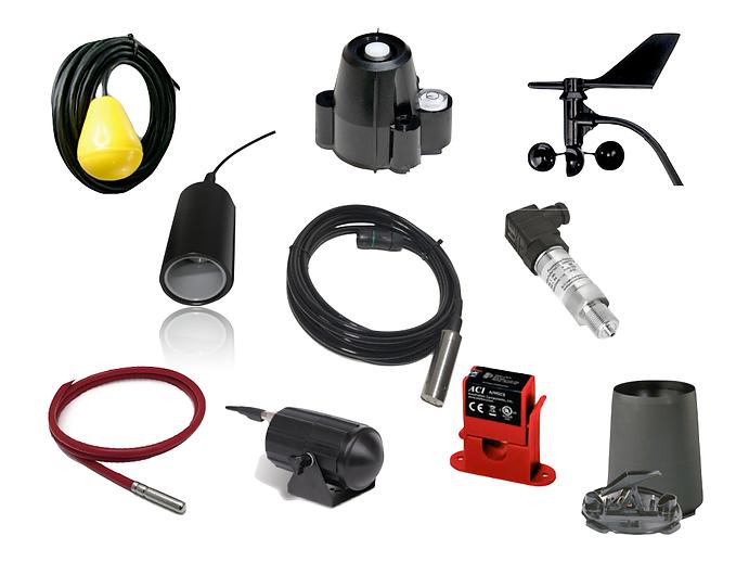 Ultrasonic Level, Pump Station loggers, sewer monitoring, depth sensors, environmental monitoring, rainfall sensors, weather stations