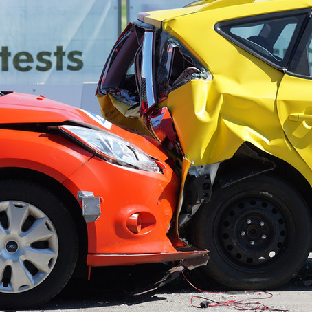 5 steps to follow after you've been involved in a car wreck