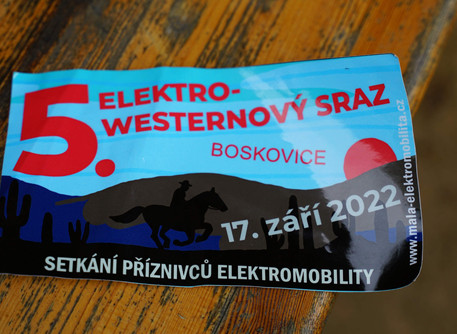 4EWSB 18. 9. 2021 Westernové městečko Boskovice