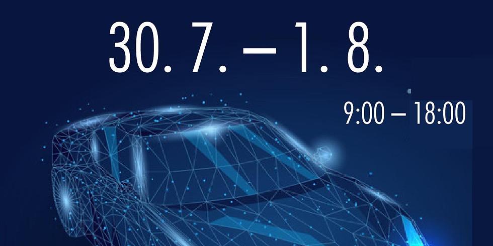 ZRUŠENO!! e-auto salon Olomouc 2021, 1. ročník, Výstaviště Flora Olomouc