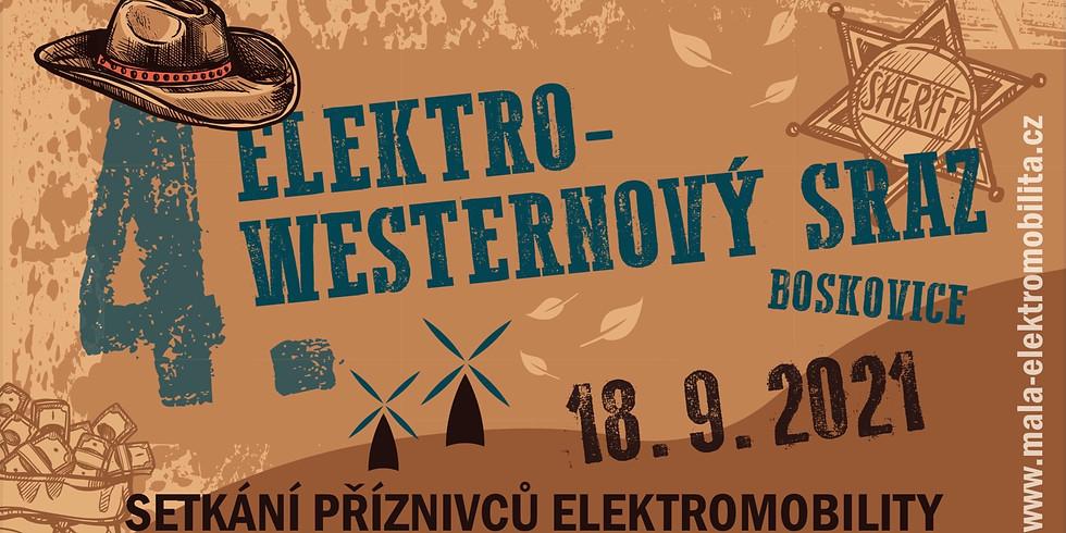 4. Elektrowesternový sraz v Boskovicích  (WESTERNOVKA - karta výhod)