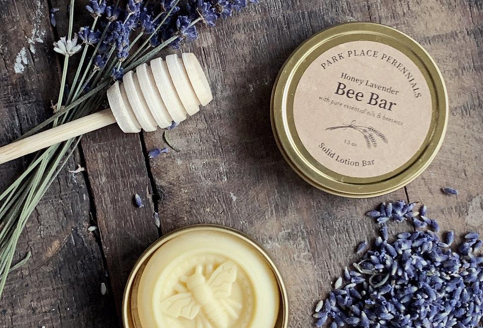 Honey Lavender Bee Bar