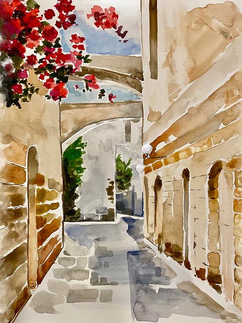 Walk Through Jerusalem