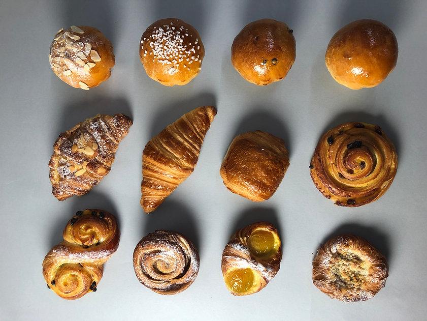 viennoiserie croissant bakery breakfast