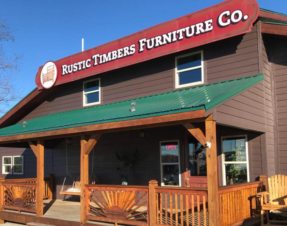 Rustic Timbers Furniture Company