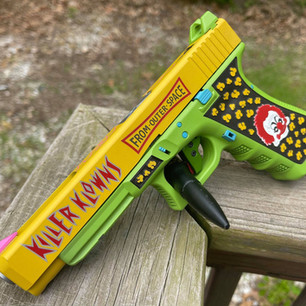 Killer Clowns from Outer Space Glock