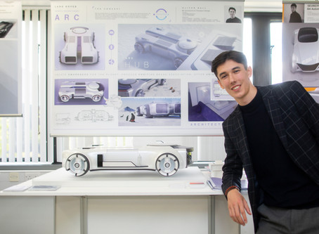 Awards Students feature in Car Design News