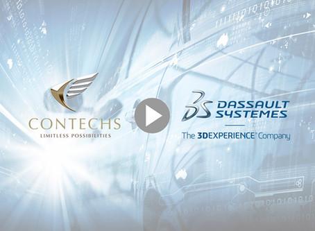The future for design - Contechs Dassault Design Collaborations