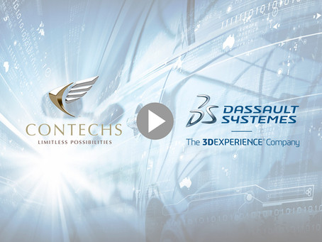 The future for design - Contechs Dassault Design Collaborations