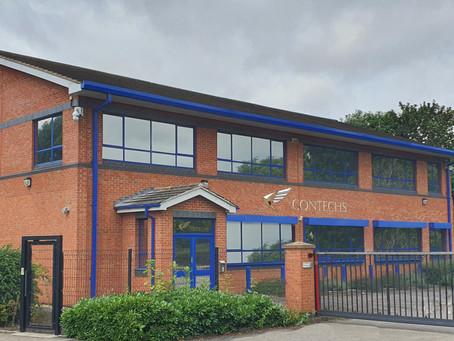 Contechs Warwick Expansion News