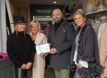 Fashionistas raise funds to help Zoes Place Baby Hospice