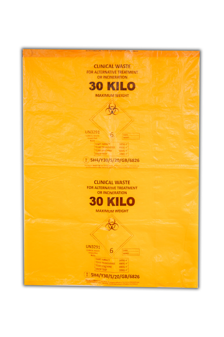 Contechs Medical Clinical Waste Bag