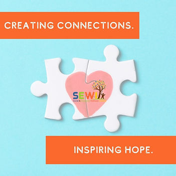 Creating Connection. Inspiring Hope. .jp