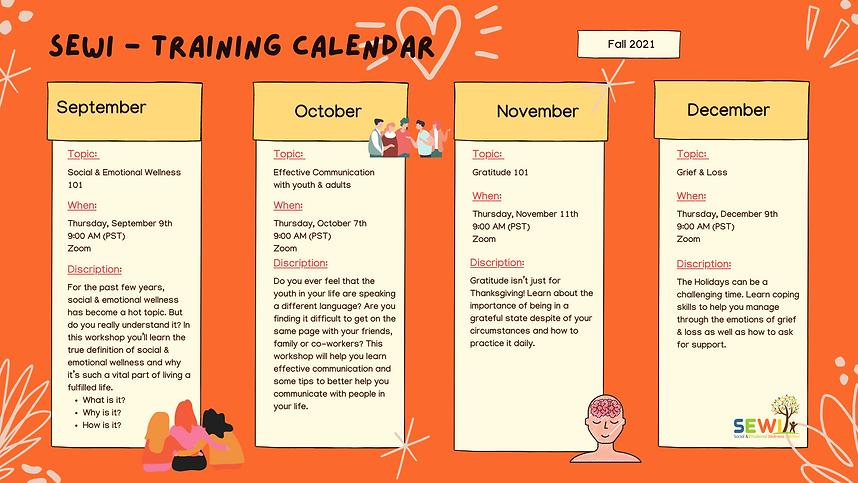 SEWI Fall 2021 Training Calendar.png