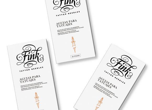 Fink Tattoo Needles x 3