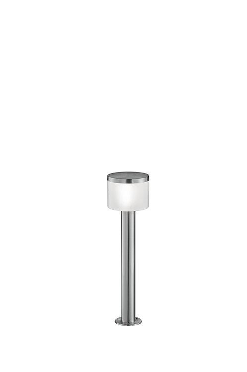 Utelampe sølv LED - Caracas 54