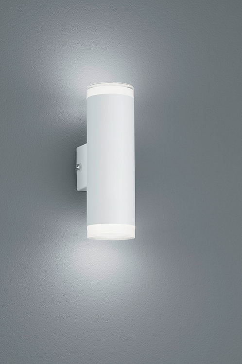 Vegglampe hvit LED - Aracati