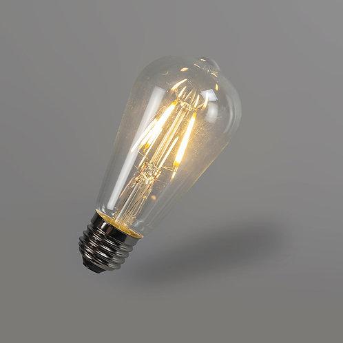 LED ST64 4W 2700K