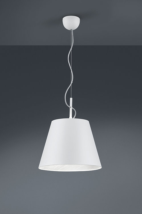 Design hengelampe hvit - Andreus 1