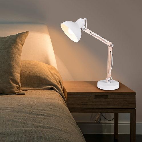 Bordlampe hvit - Kimi