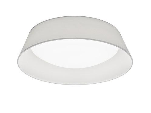 Taklampe hvit - Ponts II