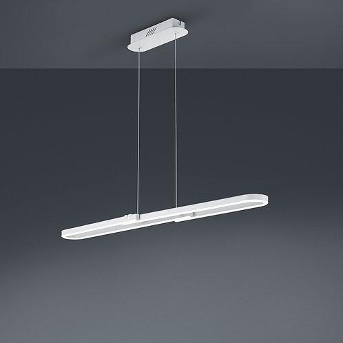 Design hengelampe hvit 70-100 cm LED - Romulus